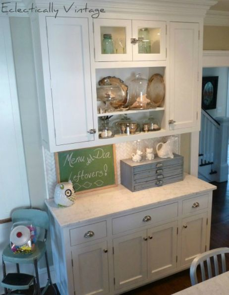 100 year old kitchen reno no middleman needed, home decor, kitchen design, Kitchen reno fill your kitchen with one of a kind flea market findsClick here for more pics http eclecticallyvintage com 2012 02 kitchen tour renovation white