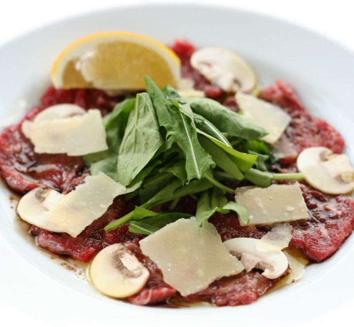 石窯ピザ 南風堂 店長秘密のレシピ3 【ぐるなび食市場】 牛肉のカルパッチョ. さて、ヒミツのレシピシリーズの3回目です。最初がお魚系、2回目がサラダときたので今回は、肉系です。