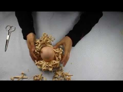 COMO HACER UNA MELENA RIZADA PARA FOFUCHAS - YouTube