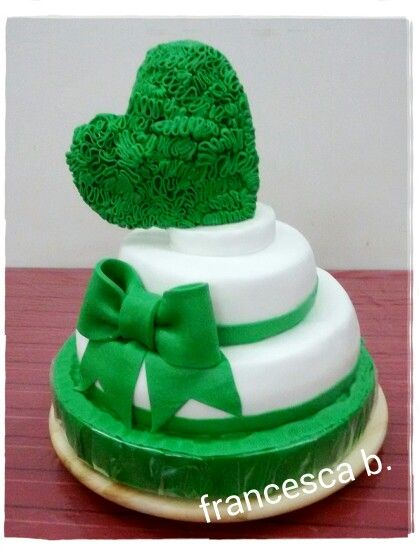 Promessa di matrimonio cake