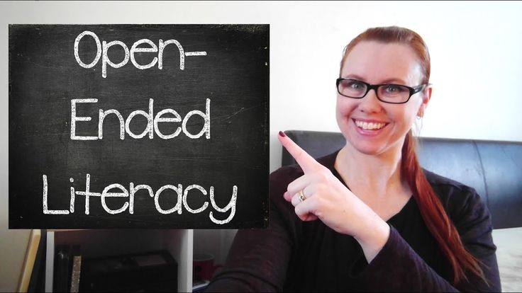 Open-Ended Literacy | Activity Differentiation