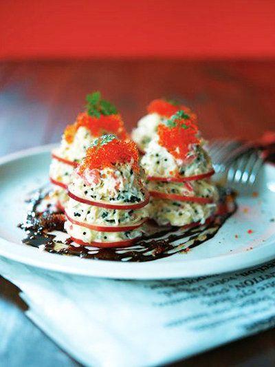 カカオのフルーティな酸味をソースに|『ELLE a table』はおしゃれで簡単なレシピが満載!