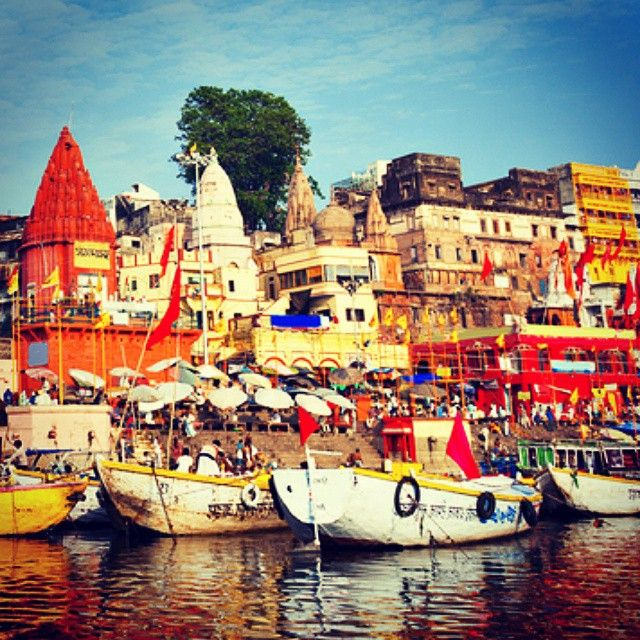 Create Your own trip using tripjinnee.com Varanasi ...#ganga #ghat #varanasi