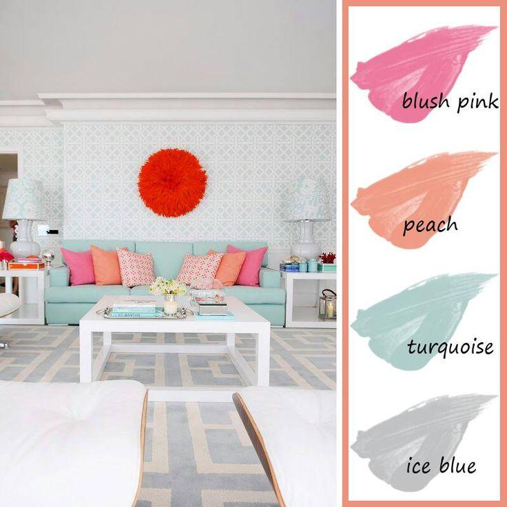 8 Best Paduan Warna Pada Ruang Tamu Images On Pinterest