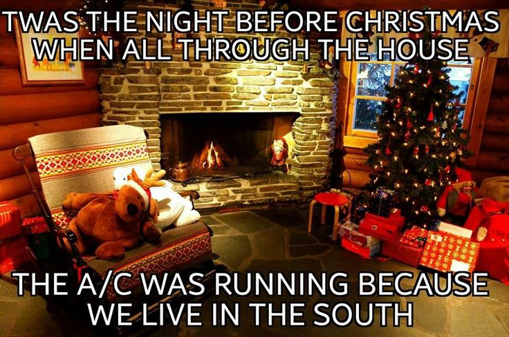 Christmas in the South!!