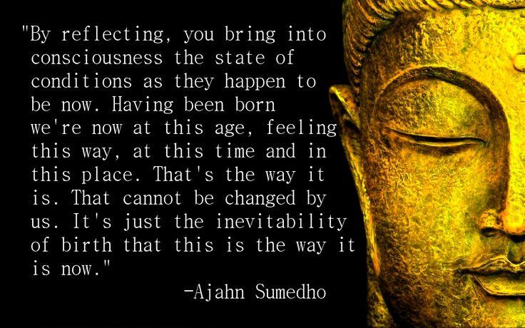 Ajahn Sumedho Quote 18