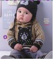 Вяжем свитерок с мишкой для ребенка — Рукодельный уголок