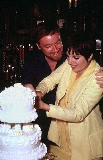 Liza Minnelli & Jack Haley Jr.; 1974