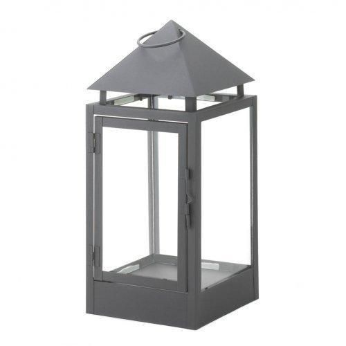 Matte Finish Contemporary Lantern (pack of 1 EA)