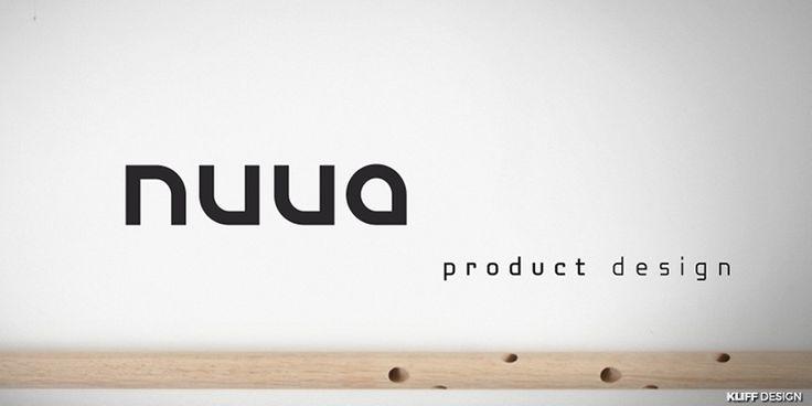NUUA   Projekt nazwy i logo dla nowej marki dizajnerskich mebli i dodatków