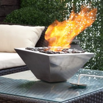 Fire Pot I Am Guessing That You Could Pull This Off With Any Container You  Choose