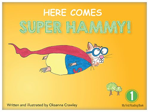 Super Hammy has some incredible powers but in other ways he's just like you and me. Read and learn about what Super Hammy does every day.