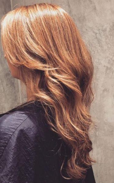 Kahverengi Saç Rengi Tonu - Açık Tonlar