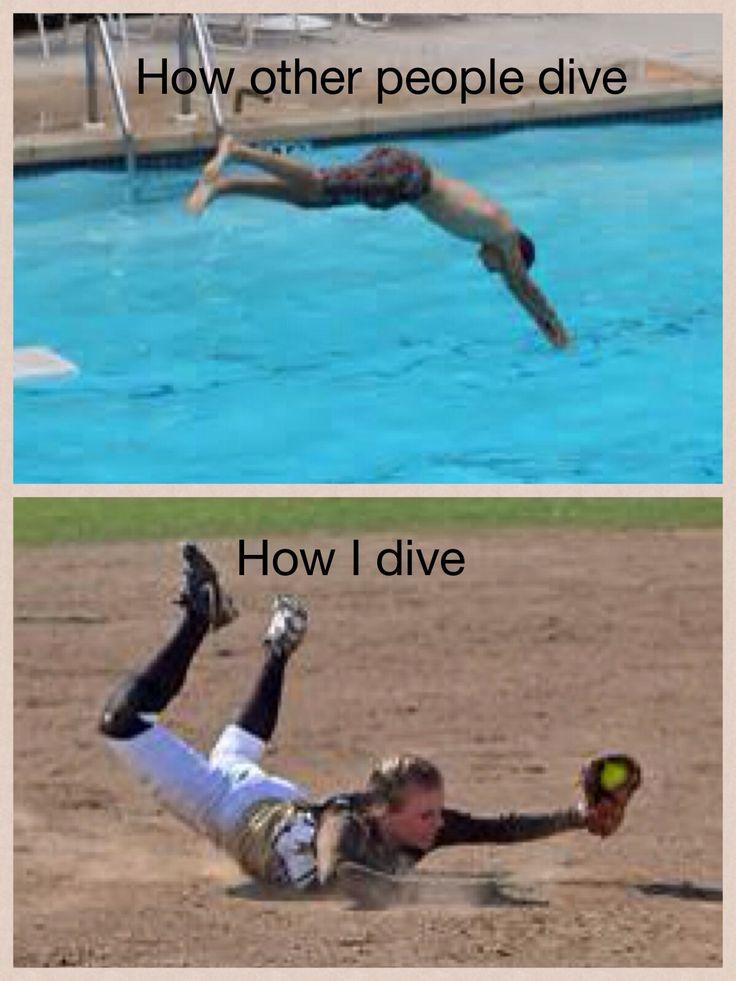 The softball way
