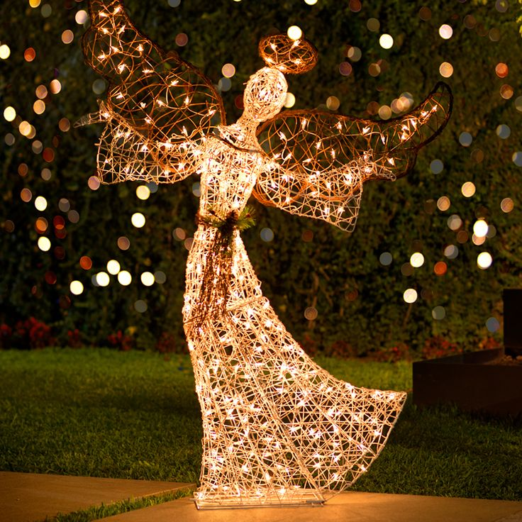 Ilumina tu hogar de manera angelical.