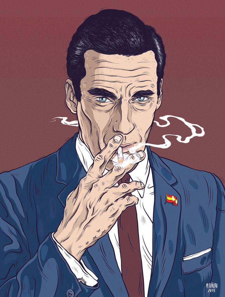¿Podría Don Draper salvar 'la marca España'?