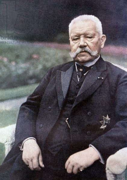 "Paul von Hindenburg, as German President, appointed Nazi Party leader Adolf Hitler as Chancellor of Germany. Hindenburg personally despised Hitler, condescendingly referring to Hitler as that ""Bohemian corporal"" (in German böhmischen Gefreiten), confusing (deliberately or not) Hitler's birthplace of Braunau, Austria, with Braunau in Bohemia."