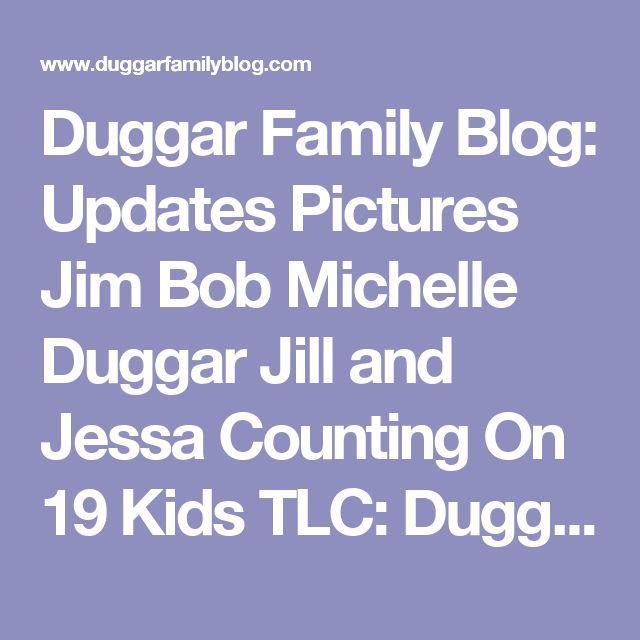 Duggar Family Blog: Updates Pictures Jim Bob Michelle Duggar Jill and Jessa Counting On 19 Kids TLC: Duggar's Tater Tot Casserole