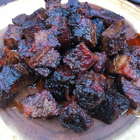 Brisket Burnt Ends – Meat Church