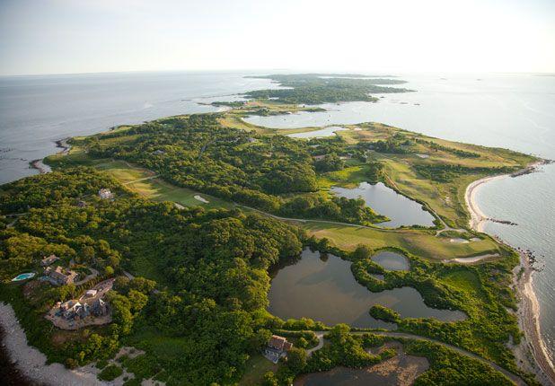 Fishers Island Golf Course - FISHERS ISLAND, N.Y. #Golf