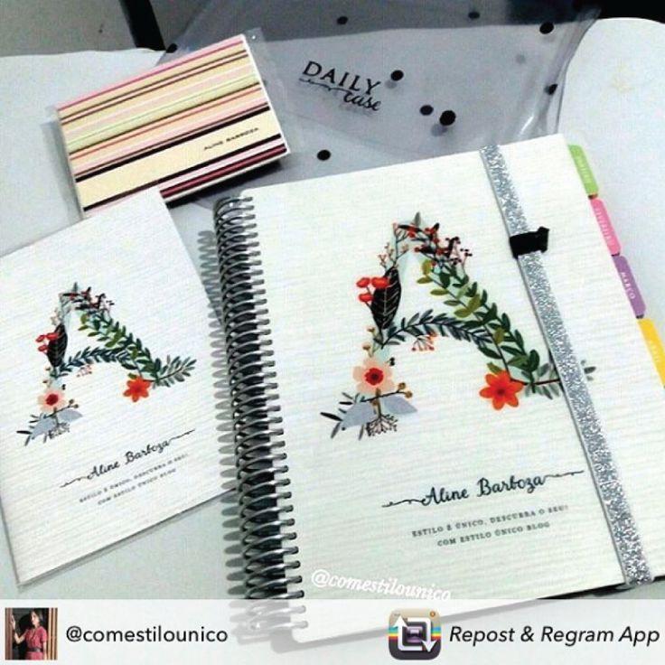 Aproveite para ter uma vida mais organizada... www.paperview.com.br #meudailyplanner #dailyplanner #plannerlove #plannergirl