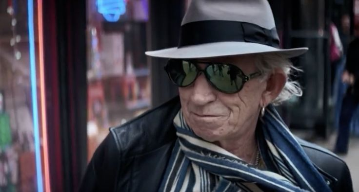 The trailer for the new Keith Richards documentary is here — and it's spectacular