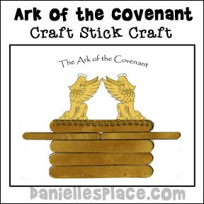 Ark Of The Covenant Craft