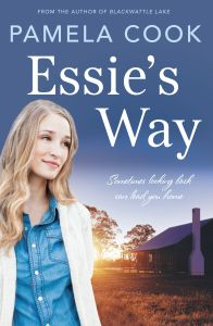 Pamela Cook's Essie's Way. Pamela teaches creative writing and how to enhance your creative flow.