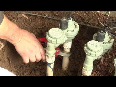 City of Roseville California - Sprinkler Valve Replacement.mov - YouTube