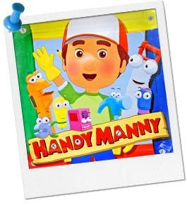17 best images about party ideas handy manny on pinterest for Handy manny decorations