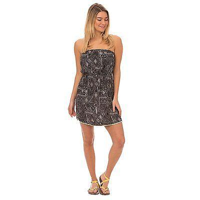 Small, Asphalt grey, Animal Women's Kira/t07 Dress NEW