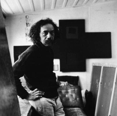 Marti Friedlander - Ralph Hotere - 1978