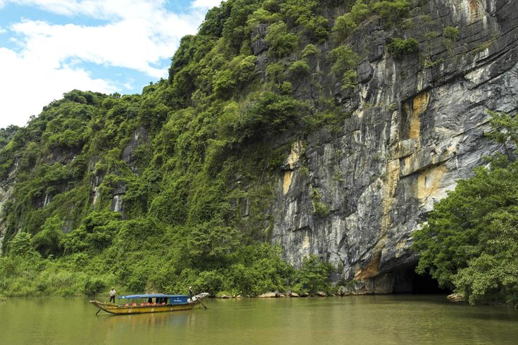 Phong Nha Cave, Vietnam. From caves to underground rivers to unspoilt jungle, this is why we think Phong Nha-Ke Bang National Park could be Vietnam's last paradise