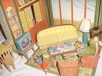 barbie new dream house 1964   google search barbie