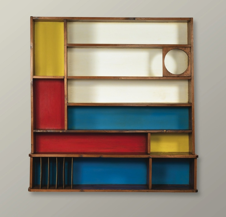 1000 images about charlotte perriand on pinterest - What did the wall say to the bookcase ...