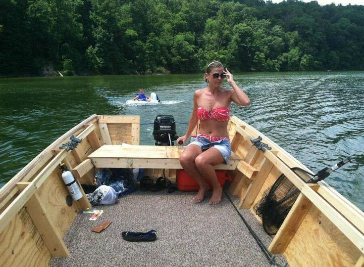 wooden jon boat design - Yahoo Image Search Results | boating | Plywood boat plans, Boat plans ...