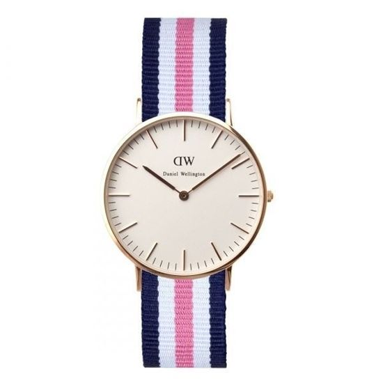 Bilderesultat for daniel wellington klokke dame