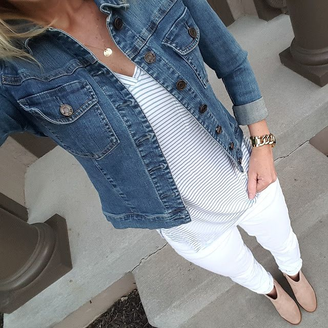 Wear It For Less: What I Wore: Target Tops!