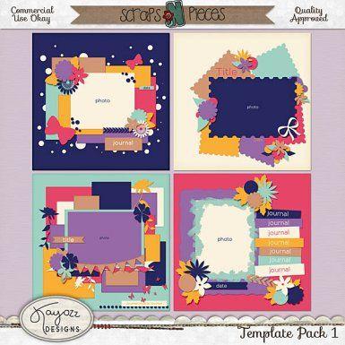 Template Pack 1 (PU/S4H/S4O/CU)