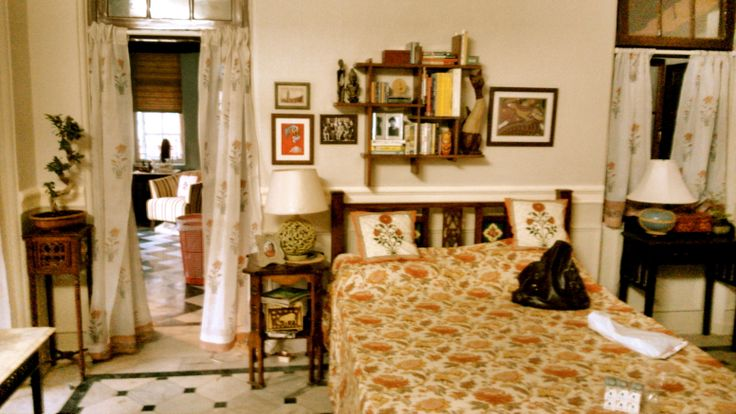 Indian Bedroom Traditional Middle Class Styled By