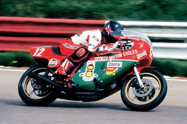 1978 Mike Hailwood Ducati