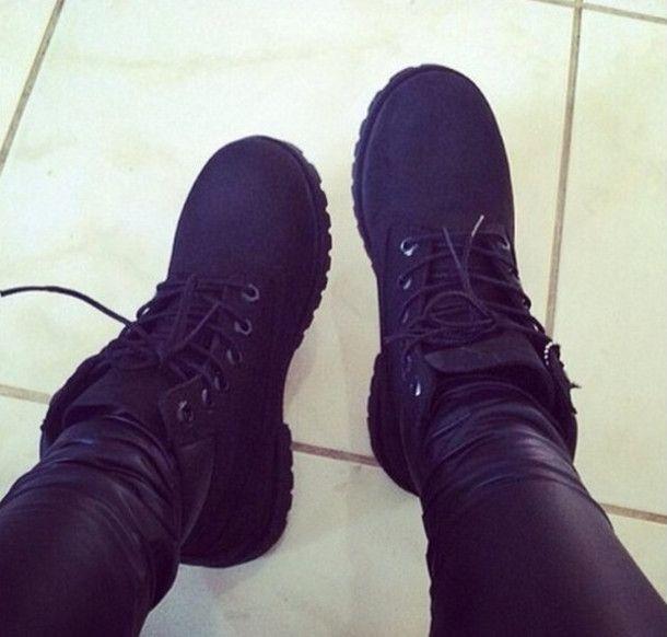 All black everything. Swear I'm getting myself a pair