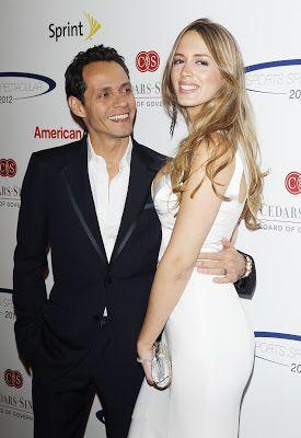 en directo: De ultimo minuto--Marc Anthony y su esposa Shannon...