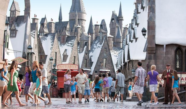 8 Magical Harry Potter Themed Places to Visit