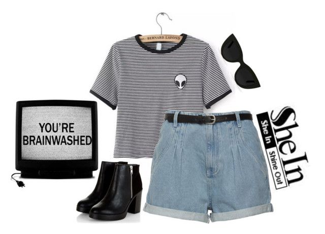 """""""Untitled #166"""" by chicclo on Polyvore featuring Quay"""