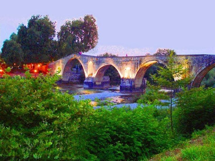 Arta - Bridge - Epirus - Greece