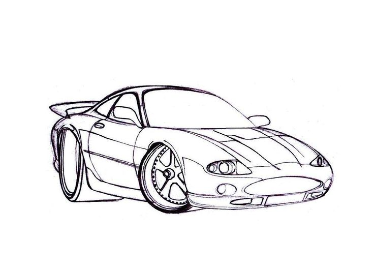58 best Cool Super Car Coloring Pages images on Pinterest