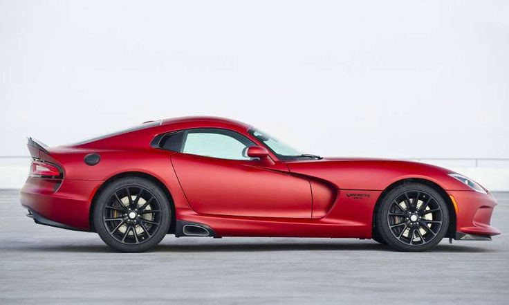 The Viper has been powered by a V10 engine ever since it was introduced for the 1992 model year, and... - FCA US