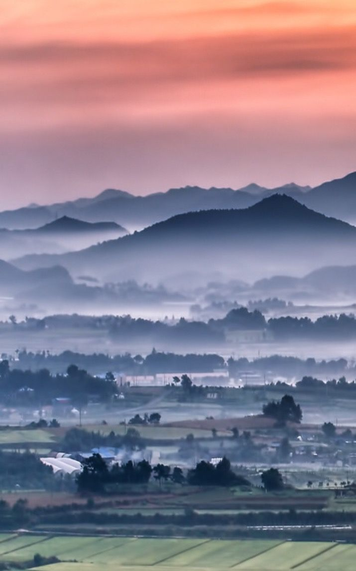 Hometown by Tiger Seo / 500px (South Korea)