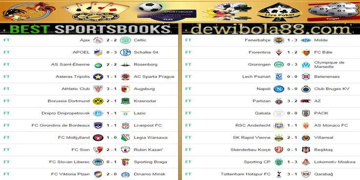 Dewibola88.com | Hasil Pertandingan UEFA Europa League Gmail        :  ag.dewibet@gmail.com YM           :  ag.dewibet@yahoo.com Line         :  dewibola88 BB           :  2B261360 Path         :  dewibola88 Wechat       :  dewi_bet Instagram    :  dewibola88 Pinterest    :  dewibola88 Twitter      :  dewibola88 WhatsApp     :  dewibola88 Google+      :  DEWIBET BBM Channel  :  C002DE376 Flickr       :  felicia.lim Tumblr       :  felicia.lim Facebook     :  dewibola88